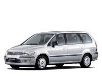 Space Wagon N5W 1998-2004